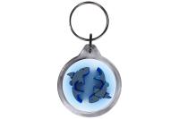 ResKey Schlüsselanhänger Sternzeichen Astronomie Horoskop für alle Sternzeichen