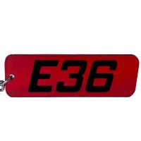 BMW E36 3er Schlüsselanhänger 316 318 320 323 325 328 M3 Tuning