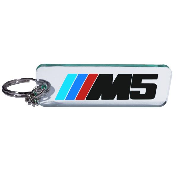 BMW M5 5er Schlüsselanhänger E34 E39 E60 F10 F90 Tuning