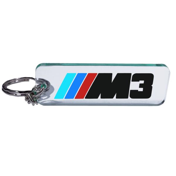 BMW M3 3er Schlüsselanhänger E30 E36 E90 F80 Tuning