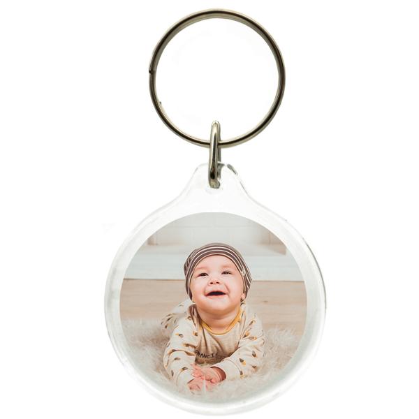 Foto Schlüsselanhänger personalisiert individuell mit Wunschfoto Wunschbild oder Text Geschenk Geschenkidee