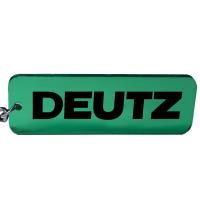 Deutz Trecker Traktor Schlüsselanhänger Emblem...