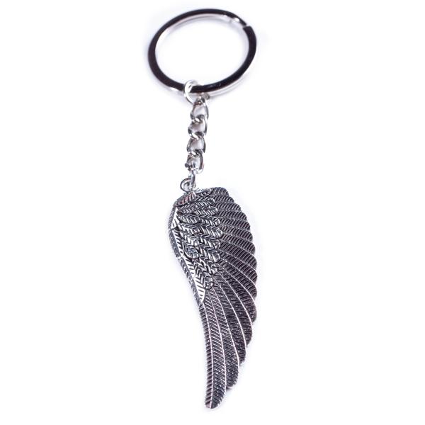 Engelsflügel Schlüsselanhänger Glücksbringer Engel Flügel Schutzengel Taschenanhänger