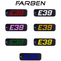 Carbon BMW E39 5er Schlüsselanhänger 520 523 525 528 530 535 540 M5 Tuning
