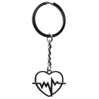 Herz Beat Schlüsselanhänger aus metall...