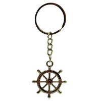Steuerrad Love Schlüsselanhänger aus Metall mit...