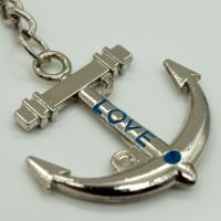Anker Love Schlüsselanhänger aus Metall mit...