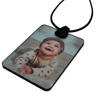 Foto Spiegelanhänger personalisiert individuell mit...