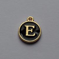 Buchstabe schwarz E