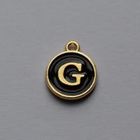 Buchstabe schwarz G
