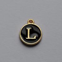 Buchstabe schwarz L