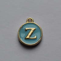 Buchstabe Blau Z