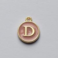Buchstabe Pink D