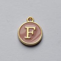 Buchstabe Pink F
