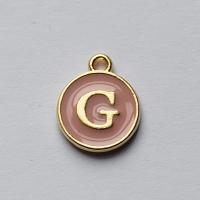 Buchstabe Pink G