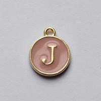 Buchstabe Pink J