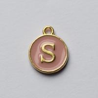 Buchstabe Pink S