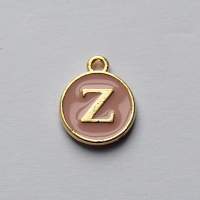 Buchstabe Pink Z