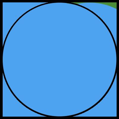 Hell Blau